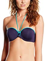 Chantelle Sujetador de Bikini Monaco (Morado)
