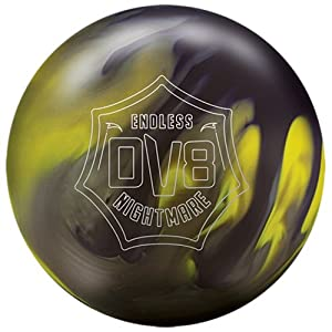 DV8 Endless Nightmare Bowling Ball (12lbs)