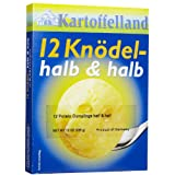 Kartoffelland Potato Dumplings Half & Half, 12 oz by Kartoffelland