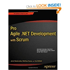 Pro Agile .NET Development with SCRUM (Professional Apress)