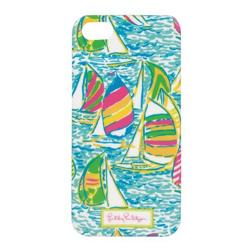 Special Sale Lilly Pulitzer iPhone 5 Case - Ugotta Regatta
