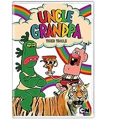 Cartoon Network: Uncle Grandpa - Tiger Trails