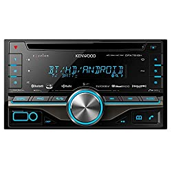See Kenwood DPX791BH 2-DIN CD Receiver with Built in Bluetooth and HD Radio Details