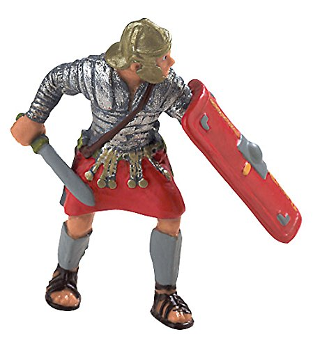 Bullyland - Romans - Legionary Figure