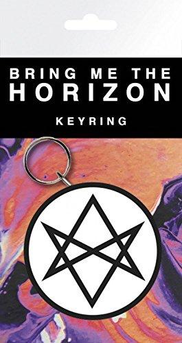 Bring Me The Horizon - Logo Portachiave (15 x 7cm)