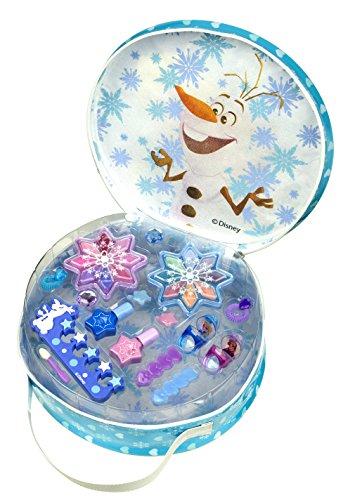 Frozen - Maletín repleto de productos de belleza (Markwins 9566010)