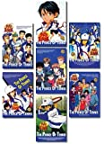 The Prince of Tennis (Eps 1 to 178) Complete Series DVD Box Set English Subtitle