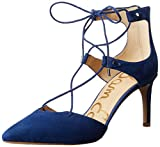Sam Edelman Women s Taylor dress Pump Bandana Blue 8 B(M) US