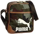 Puma Originals Portable Camo Messenger Bag Forest