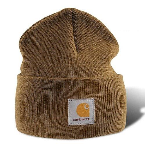 Carhartt A18 Watch Hat - Beanie - Mütze, Carhartt Braun