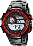 Armitron Sport Men's 40/8347GRY Digital Chronograph Resin-Strap Watch