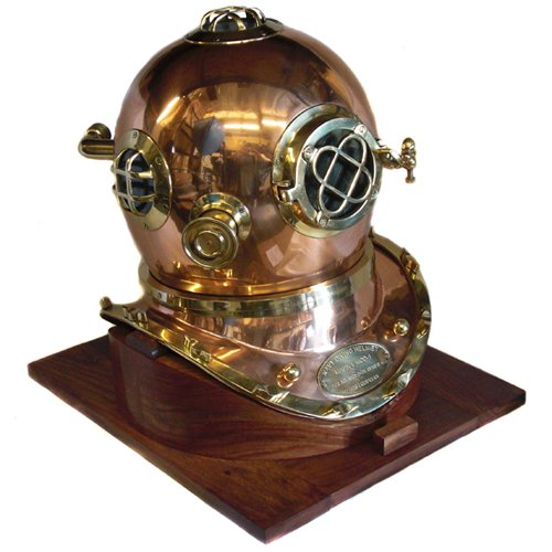 Antique Diving Helmet