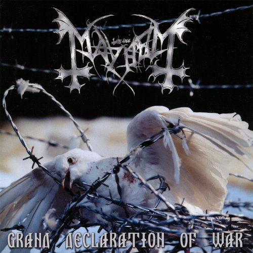 Mayhem-Grand Declaration of War-Reissue-2CD-FLAC-2014-VENOMOUS Download