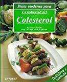 img - for Dieta Moderna para la Reduccion del Colesterol book / textbook / text book