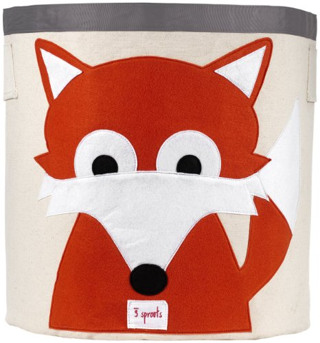 Why Should You Buy 3 Sprouts Storage Bin, Fox