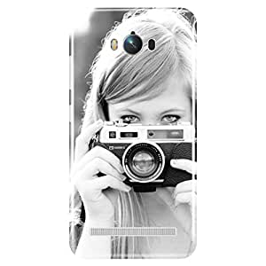a AND b Designer Printed Back Case / Back Cover For Asus Zenfone Max (ZEN_MAX_3D_1559)