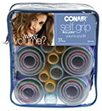 Conair Self-Grip Rollers, Assorted, 31 Count (Pack of 2) by Conair
