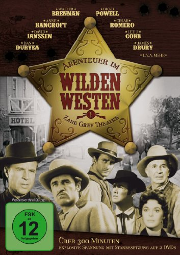 Abenteuer im Wilden Westen 1 [2 DVDs]