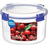 Sistema KLIP IT Food Storage Round Container, 1.5 L