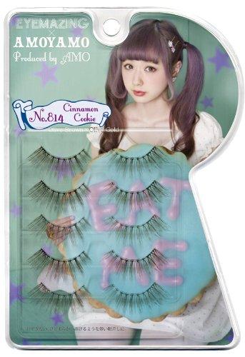 Ginza cosmetic lab EYEMAZING AMOYAMO Eyelashes NO.814...