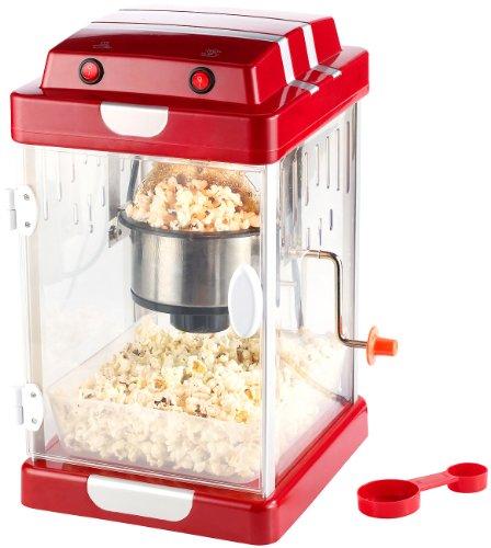 Popcorn-Maschine: Popcorn einfach selbst machen!