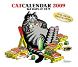 CatCalendar 2009 365-Day Tear-Off Calendar (0764943073) by B. Kliban