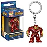 Funko Avengers Infinity War Hulkbuster Pocket Pop Key Chain