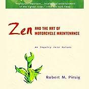 Zen and the Art of Motorcycle Maintenance | [Robert M. Pirsig]