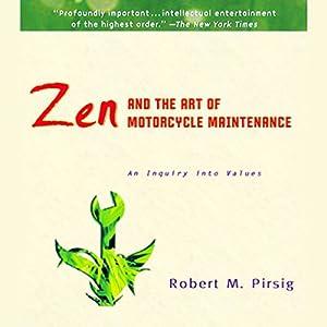 Zen and the Art of Motorcycle Maintenance Audiobook