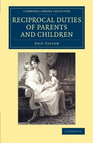 reciprocal-duties-of-parents-and-children-cambridge-library-collection-education-by-ann-taylor-2015-