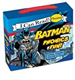 I CAN READ! PHONICS: BATMAN PHONICS FUN By Rosen, Lucy (Author) Boxed Set on 10-May-2011