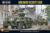 Warlord Games, M8/M20 GREYHOUND ARMOURED CAR, Bolt Action Wargaming model