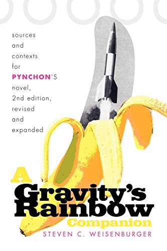A Gravity'S Rainbow Companion: Sources And Contexts For Pynchon'S Novel, 2Nd Edition front-16314