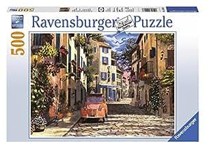 Ravensburger 14253 - Im Herzen Südfrankreichs - 500 Teile Puzzle