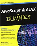 img - for JavaScript and AJAX For Dummies book / textbook / text book