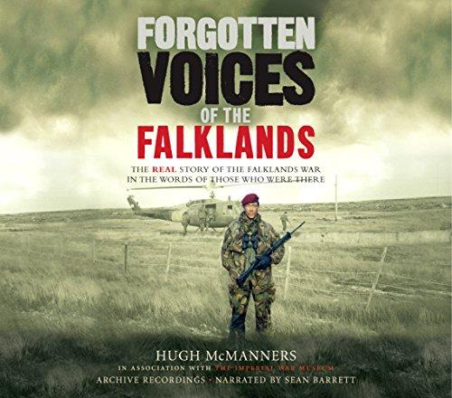Forgotten Voices of the Falklands (Forgotten Voices/Falklands)