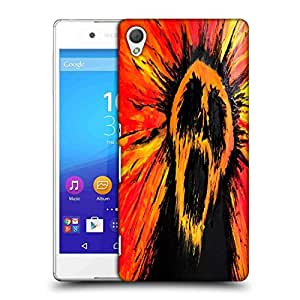 Snoogg Colorful Bear Designer Protective Back Case Cover For SONY Z4 COMPACT