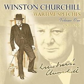 Wartime Speeches Volume 1