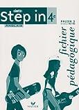 Anglais 4e Let's step in : Fichier pédagogique