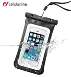 Cellularline iPhone 5S スマホ アイフォン 防水ケース 海 IPX8
