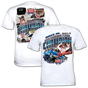 Dale Earnhardt Jr. 2014 Daytona Win Shirt by Chase Authentics