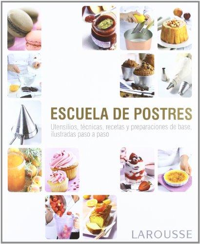 ESCUELA DE POSTRES