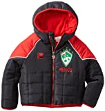 Fila Boys 2-7 Mexico World Cup Soccer Puffer Coat