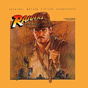 Raiders Of The Lost Ark by Decca (UMO)