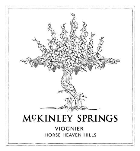 2010 Mckinley Springs Viognier Horse Heaven Hills 750 Ml