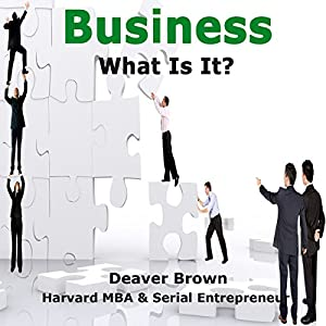 Business: What Is It? Hörbuch