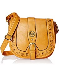 Lino Perros Women's Handbag (Brown) - B01H1YNOXM