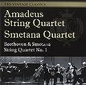 Amadeus Quartet - Beethoven String Quartet / Smetana String 1 [SACD]