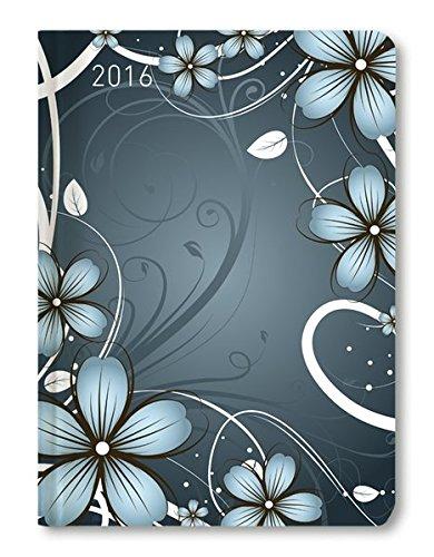 Alpha Edition 160836 Ladytimer Blue Blossoms Agenda Settimanale 2016 107 X 152 cm 192 Pagine PDF