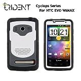 日本初上陸! 高耐衝撃性+防塵機能 Trident Case Cyclops for HTC EVO WiMAX White トライデントケース サイクロプス ホワイト au ISW11HT ケース